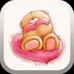 泰迪熊动态壁纸 個人化 LOGO-玩APPs