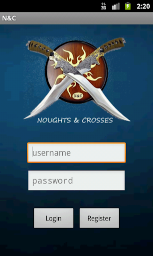 Noughts Crosses Multiplayer
