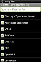 Screenshot of Academic