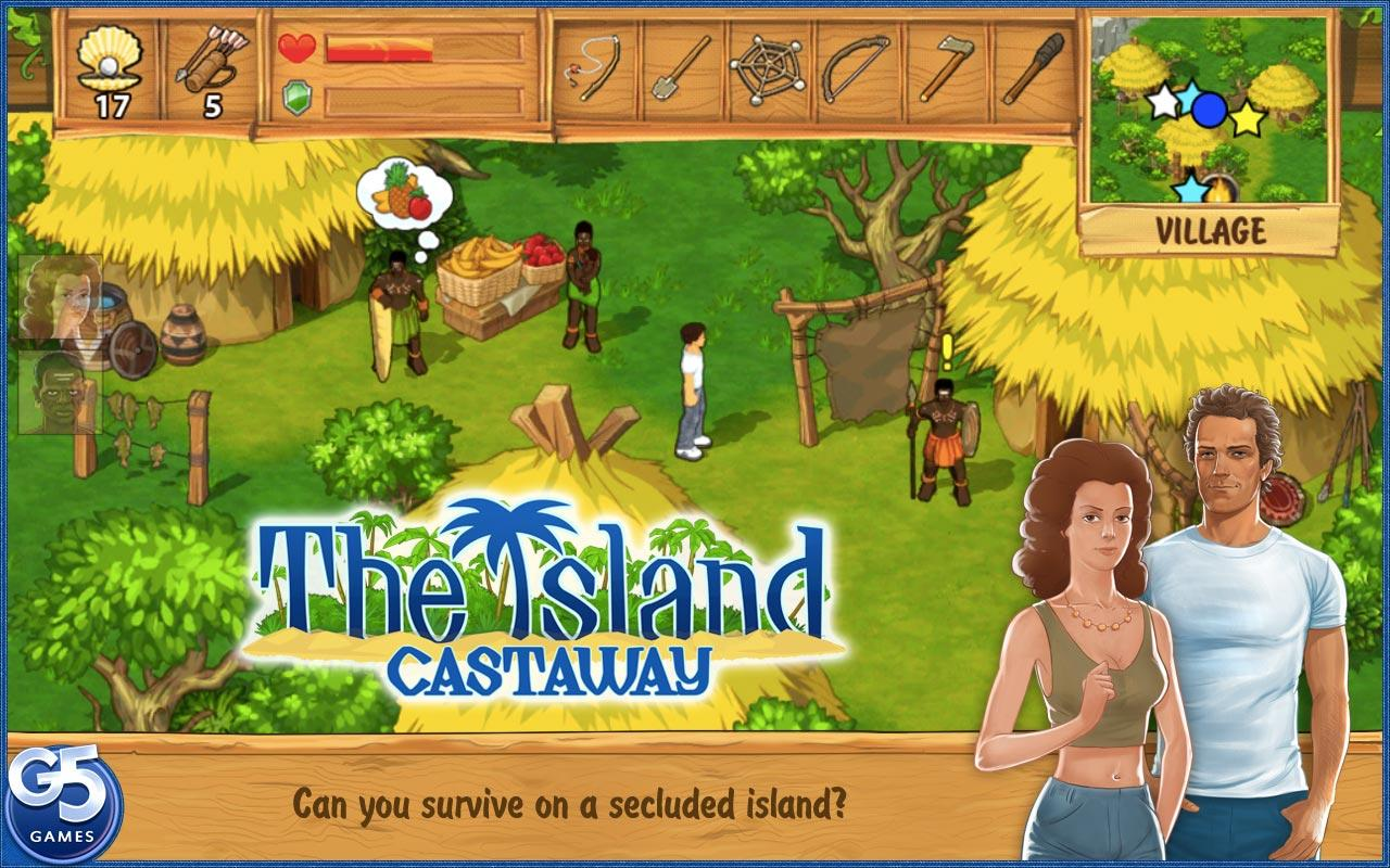 The Island: Castaway® (Full)- screenshot