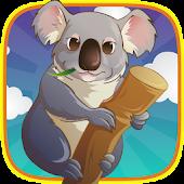Hungry Koala Jump