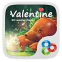 Valentine GO Launcher Theme icon