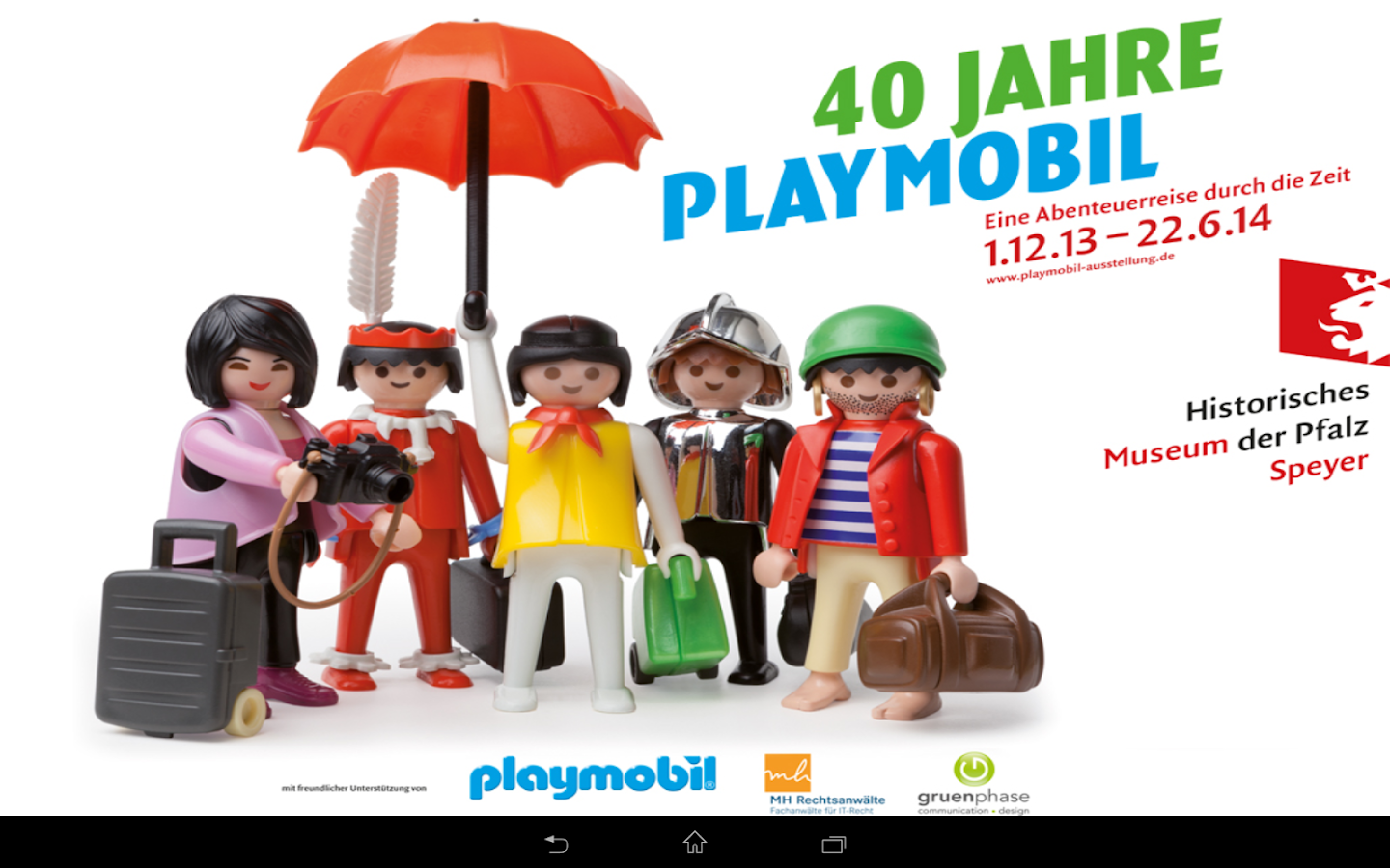 PLAYMOBIL 40 Jahre- screenshot