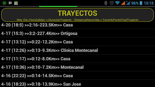 Avisador de radares NOTON screenshot 6