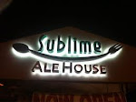 Logo for Sublime Ale House