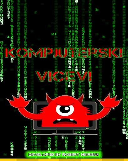 Vicevi o Kompjuterašima