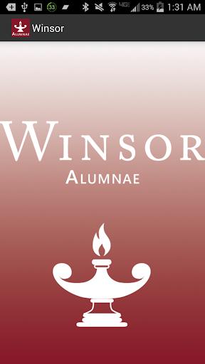 Winsor School Alumnae Mobile