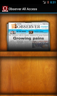 Observer All Access- screenshot thumbnail