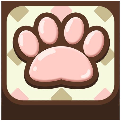 休闲のかわいいネコの「ニクキュータッチ!」 LOGO-記事Game