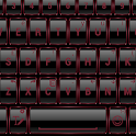Theme for A.I.type Frame Red א icon