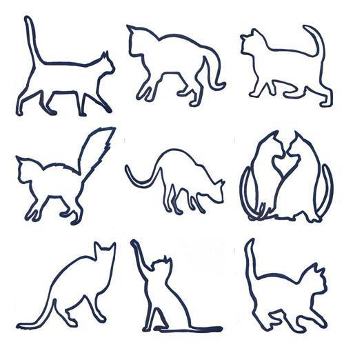 猫のしっぽウィジェット 娛樂 App LOGO-APP開箱王