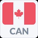 Радио FM Канада icon