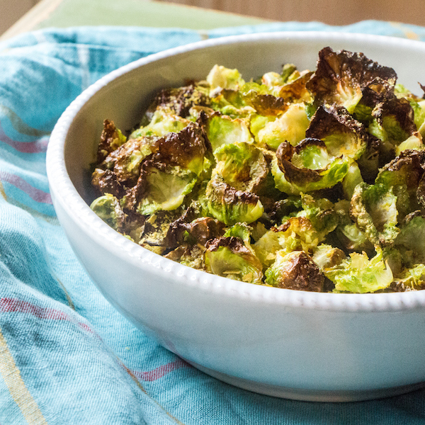 Brussels Sprouts Chips Recipe