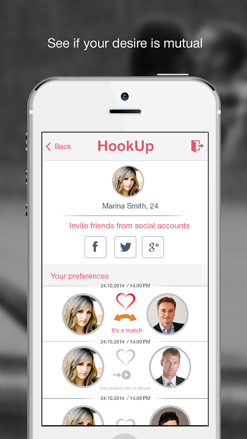 secret casual dating app