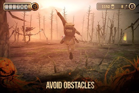 The Great Martian War Screenshot 2