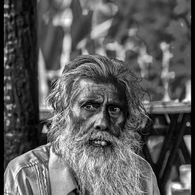 Last years of life by Pritam Saha - People Street & Candids ( black and white, candid, people,  )