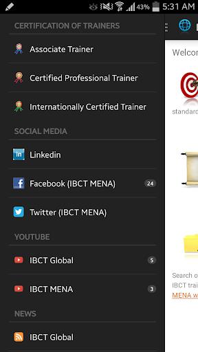 IBCT App