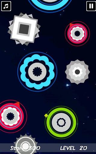 無料策略Appの回転させてタップしてジャンプ|記事Game