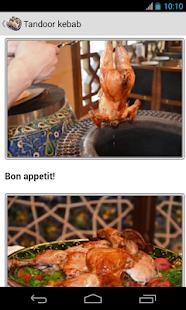 Uzbek Cuisine- screenshot thumbnail