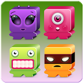 Monsters Cube : Memory Game
