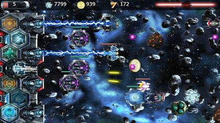 Galaxy Defender: Battlestation 1.09 screenshot 25740