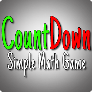 CountDown Math Game