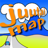 Juutai-map for Android