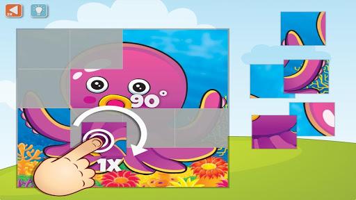 玩免費休閒APP|下載Cute Animal Puzzles for Kids app不用錢|硬是要APP