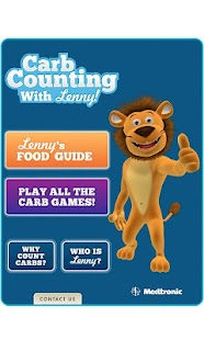 Carb Counting with Lenny- screenshot thumbnail