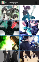 Screenshot of Kirito SAO2 Wallpaper