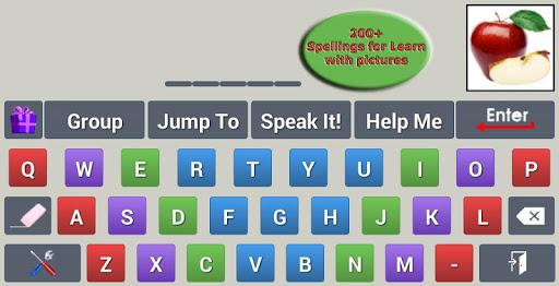 ACKAD Spelling Learning Pro