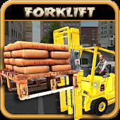 3D Extreme Forklift Challenge