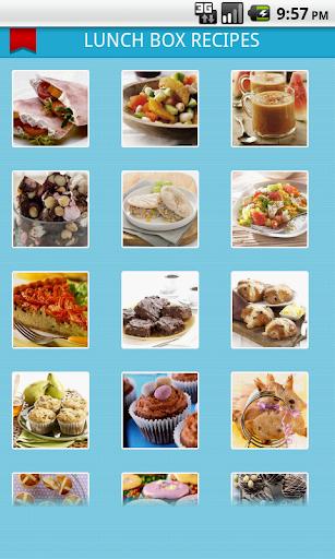 Kids Lunch Box Diet Recipes