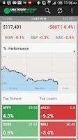 Screenshot of USA TODAY Portfolio Tracker