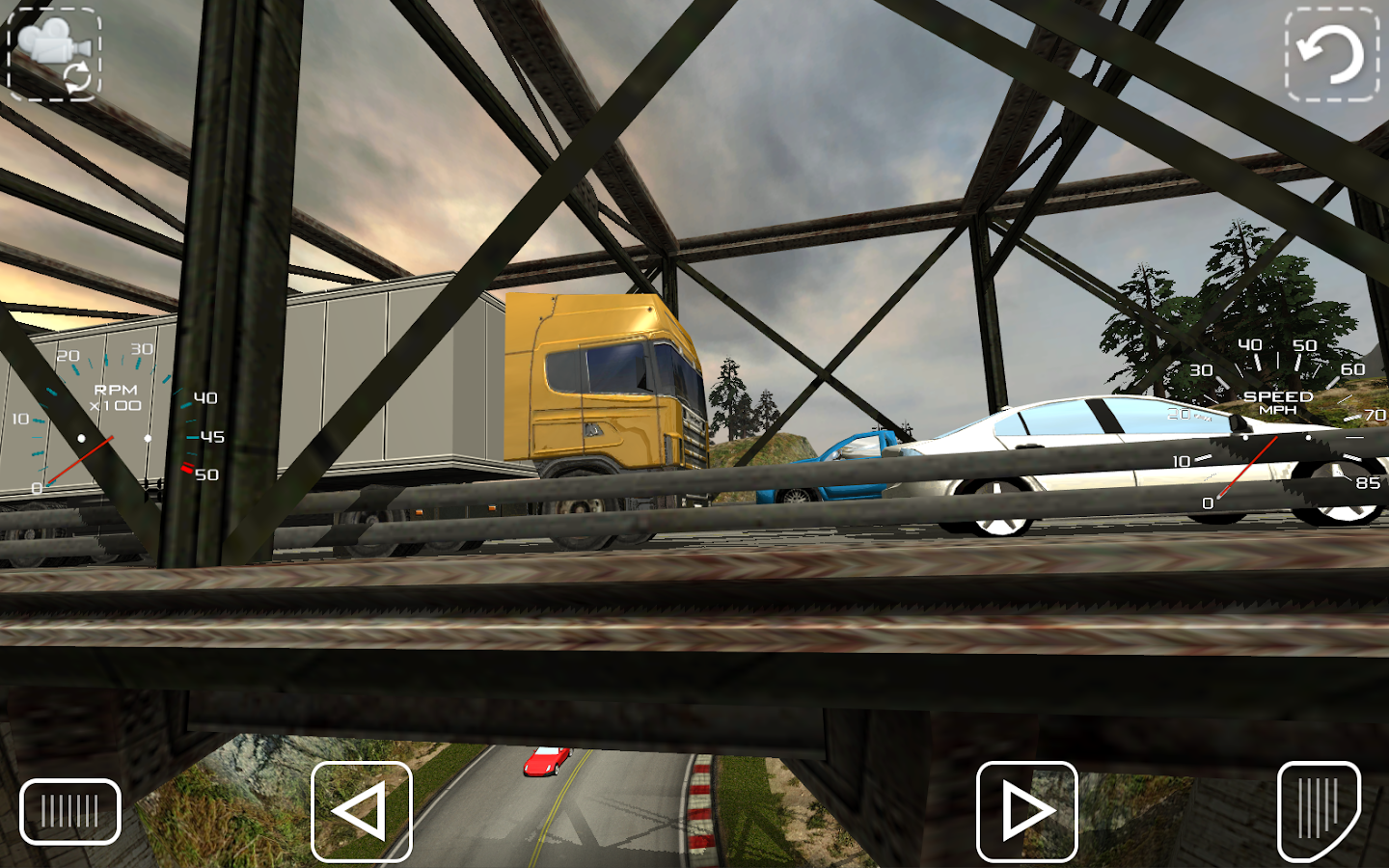 Truck simulator grand scania google play android