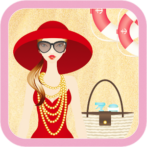 Dress Up Games:Beach Dresses for Android