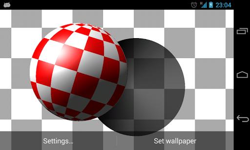Boing Ball Live Wallpaper Lite
