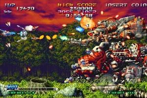 Screenshot of BLAZING STAR