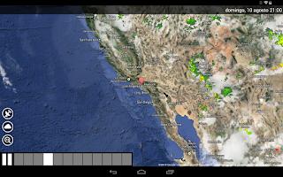Screenshot of Weather XL PRO