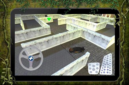 the maze parking simulator 3D 1.1 screenshot 1587194