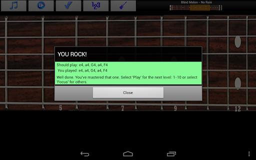 玩免費教育APP|下載吉他riff臨 app不用錢|硬是要APP
