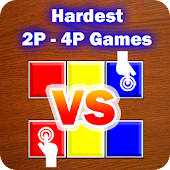 Hardest 2P Games (Multiplayer)