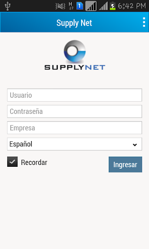 SupplyNet