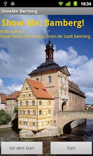 ShowMe: Bamberg- screenshot thumbnail