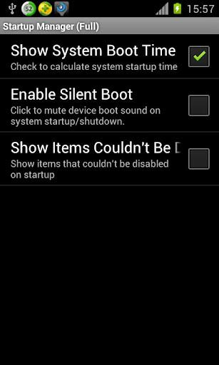 Startup Manager screenshot 4