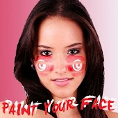 Paint your face Tunisia