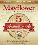 Mayflower 5Th Year Anniversary Ale