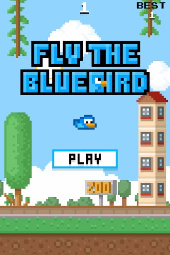 Fly The Blue Bird