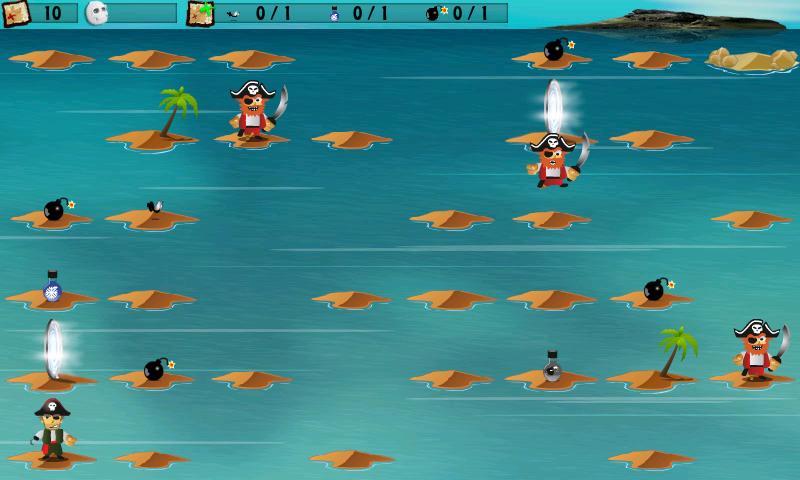 Pirates: Challenges AdFree- screenshot