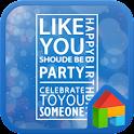 Party dodol launcher theme icon